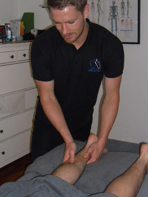 James Despard-Clarke BSc Sports & Remedial Massage and Exercise/Rehabilitation Therapist